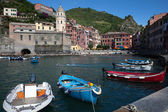 Vernazza, La Spezia, Liguria, northwestern Italy — Stock Photo