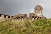 Fortress of Sarzanello in  Sarzana, Italy — Stock Photo