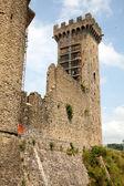 Castelnuovo Magra, located in La Spezia, Italy — Stock Photo