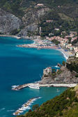 Monterosso al Mare, La Spezia, Liguria, Italy — Stock Photo