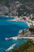 Monterosso al Mare, La Spezia, Liguria, Italy — Stock Photo