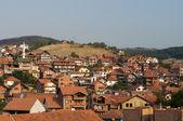 Novi Pazar town view — Stock Photo
