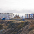 Ortodox church in Anadyr — Foto de Stock