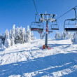 Ski lift — Stock Photo #14741977