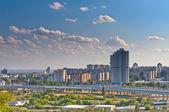 City view of Volgograd — Stock Photo