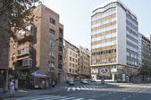 Belgrado straat — Stockfoto