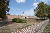 Fortaleza de belgrado camelegdan — Foto de Stock