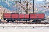 Rode vervoer — Stockfoto