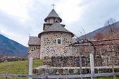 Uvaz monastero — Foto Stock