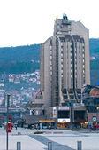 Uzhice town center — Stock Photo
