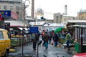 City trade market — Stock Photo