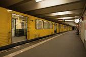 U-Bahn station — Stock Photo