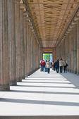 Columned gallery — Stock fotografie