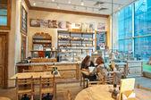 Bakery interior — Stock Photo
