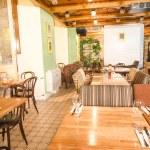 Moscow restaurant interior — Stockfoto