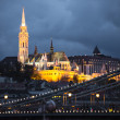 Saint Matthias church — Stock Photo