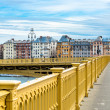 Margit hid brigde — Stock Photo