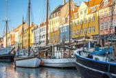 Nyhavn — Stock Photo