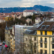 Stock Photo: Bern view