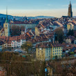 Stock Photo: Bern cityscape