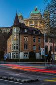 Speed at Bern — Stock Photo