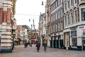 Haarlem street — Foto Stock