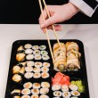 Take sushi — Stock Photo