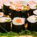 Постер, плакат: Sushi rolls