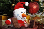 Christmas holiday new year — Foto Stock