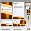 Corporate Identity — Stockvector #20870943