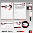Corporate Identity — Stockvector #20870961