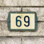 Nr.69 — Stock Photo #12672157