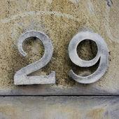 Nr. 29 — Stock Photo