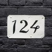 Nr. 124 — Stockfoto