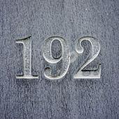 Nr. 192 — Stock Photo