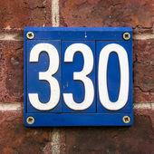 Nr. 330 — Stockfoto