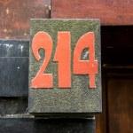 Nr. 214 — Stock Photo #13175308