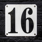 Nr. 16 — Foto Stock