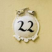 Nr. 22 — Stock Photo