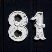 Nr. 81 — Stock Photo