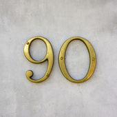 Nr. 90 — Stock Photo
