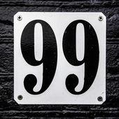 Nr. 99 — Stock Photo
