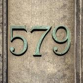 Nr. 579 — Stock Photo