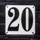 Nr. 20 — Stock Photo
