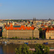 View of the Old Town Square, Prague — Stock Photo
