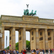 Brandenburg Gate — Stock Photo #26956277