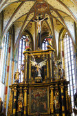 Church of Our Lady of the Snows, Prague — Stock Photo