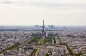 View on Eiffel Tower — Stock Photo