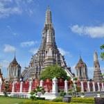 Постер, плакат: Великая Башня Бангкока Wat Arun Ratchawararam Ratchawaramahawihan
