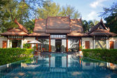Banyan Tree Phuket — Stock Photo